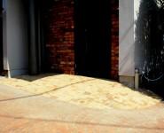 バリアフリー 海南市 玄関ステップ改修工事