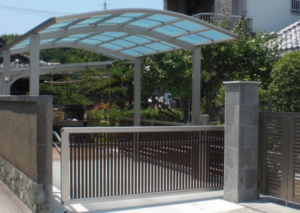 駐車スペース改修工事 紀の川市7