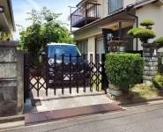 外構リフォーム ゲート設置 和歌山市