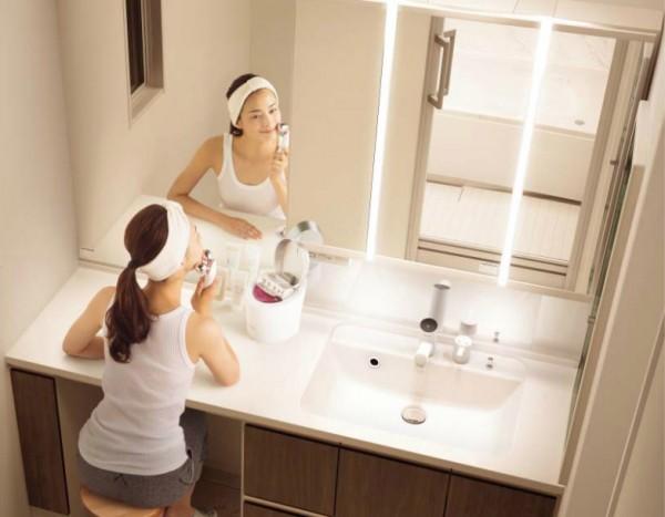 洗面化粧台 シーライン パナソニック2
