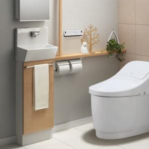 トイレ 手洗いキャビネット コフレル LIXIL3