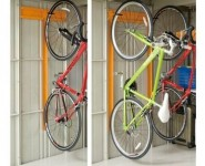 タクボ物置 ちょっと気になるオプション6 自転車収納ラック