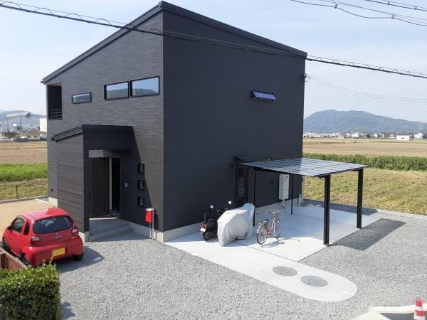 土間コンクリート・砕石敷き 和歌山市1