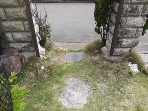 外構リフォーム 門扉設置 和歌山市8