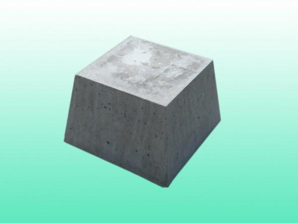 束石 台形1