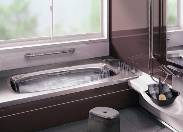 システムバス ステンレス浴槽 エメロード タカラ2