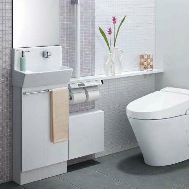 トイレ 手洗いキャビネット コフレル LIXIL1