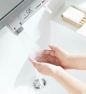 洗面化粧台 ウツクシーズ パナソニック3