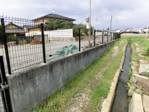 境界フェンス工事 積水樹脂G10 H10002