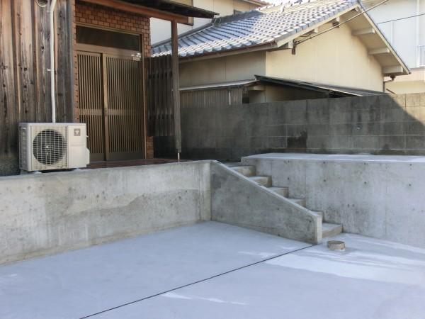 手摺フェンス エトランポU 2型 和歌山市7