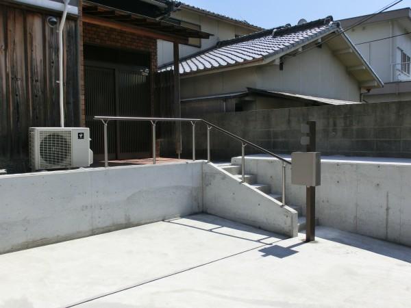 手摺フェンス エトランポU 2型 和歌山市4