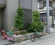 自転車置き場 紀の川市 三協アルミ メニーウェルテラス