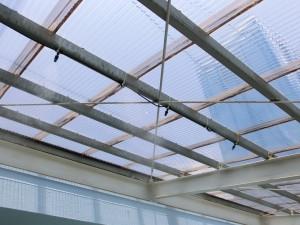 ガーデンecoミスト Gテリア 屋外冷房システム4
