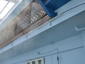 熱中症対策 第3弾 屋外冷房システム かんたんミスト棒 Gテリア