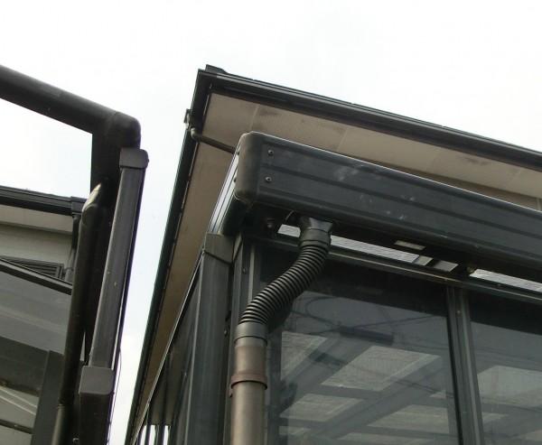 テラス屋根材貼り替え工事 紀の川市 7