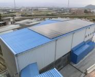 ソーラーフロンティア 太陽光発電システム 和歌山