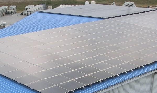 ソーラーフロンティア 太陽光発電システム 和歌山4