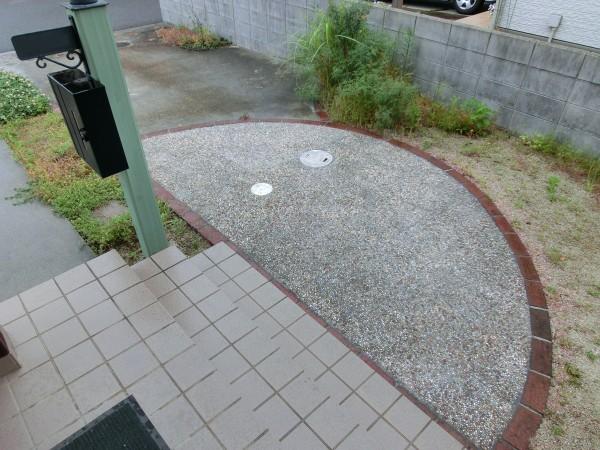 アプローチ改修工事 紀の川市4