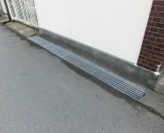 溝蓋交換のススメ コンクリート製からグレーチングへ