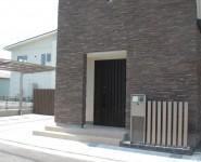 アルミスクリーン オープン外構 和歌山市