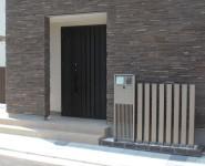 機能門柱・スクリーン 和歌山市