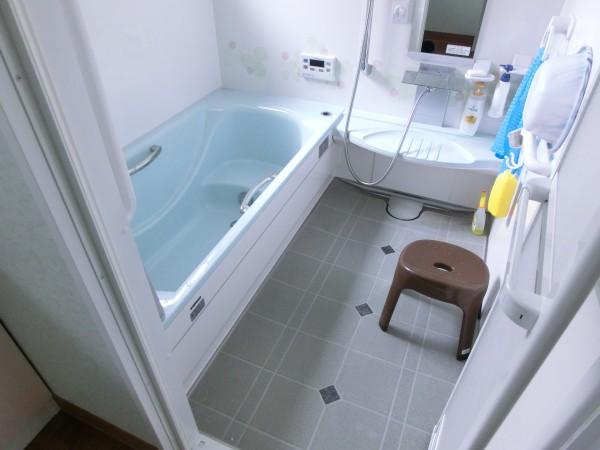 お風呂のリフォーム タカラ ルーノ 岩出市4