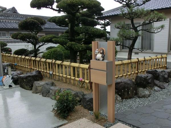 金閣寺垣 タカショー H6001
