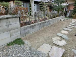 竹垣 リフォーム かつらぎ町2