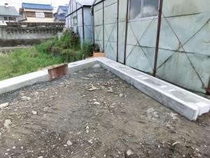 土留めブロック ウエイトⅡブロック 施工例9