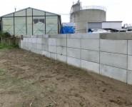 土留めブロック ウエイトⅡブロック 施工例