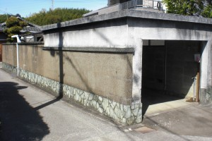 駐車スペース改修工事 紀の川市5