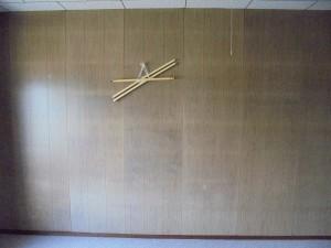 洋室リフォーム 飾り棚の取付け 和歌山市5