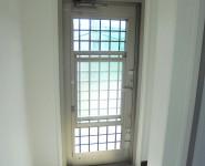 勝手口ドア交換 LIXIL 彩風ドア リシェントA型 和歌山市