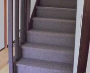 階段リフォーム カーペット張替え 和歌山市