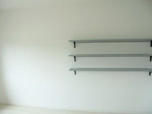 洋室リフォーム 飾り棚の取付け 和歌山市6