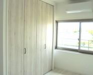 洋室リフォーム クローゼット設置 和歌山市