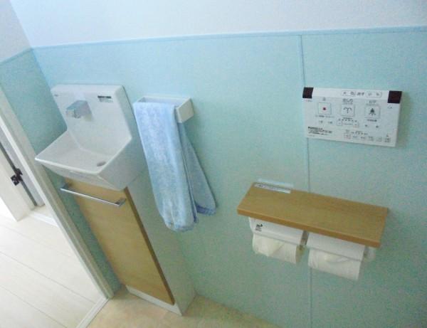 トイレ ホーローパネル貼り タカラ 和歌山市4