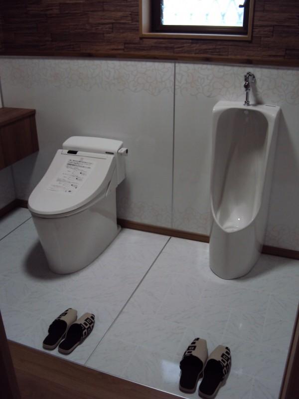 バスルーム・トイレ設置工事 岩出市4