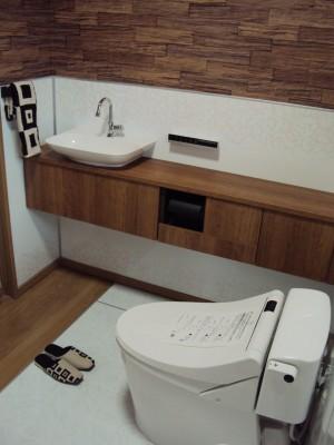 バスルーム・トイレ設置工事 岩出市8