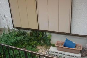縁側風にひとと木 人工材ウッドデッキ 三協立山アルミ 夕涼みにいかがですか?5