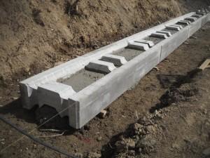 土留めブロック ウエイトⅡブロック 施工例2