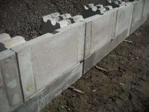 土留めブロック ウエイトⅡブロック 施工例5