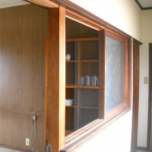 腰窓リフォーム 和歌山市5