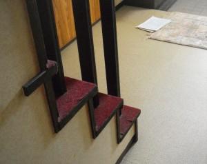 階段リフォーム カーペット張替え 和歌山市5