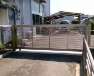 三協引き戸 ラグード1型 手動タイプ 和歌山市