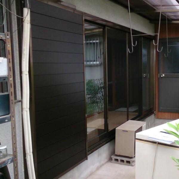 掃き出し窓リフォーム 和歌山市1