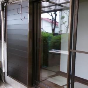 掃き出し窓リフォーム 和歌山市3