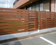 三協アルミ フレイナY1型 フェンス・門扉