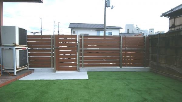 三協アルミ フレイナY1型 フェンス・門扉4