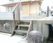 森田アルミ ステアーズ(アルミ階段)